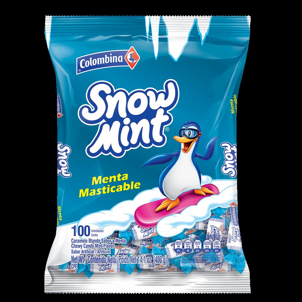Menta Snow Mint x100 400 g