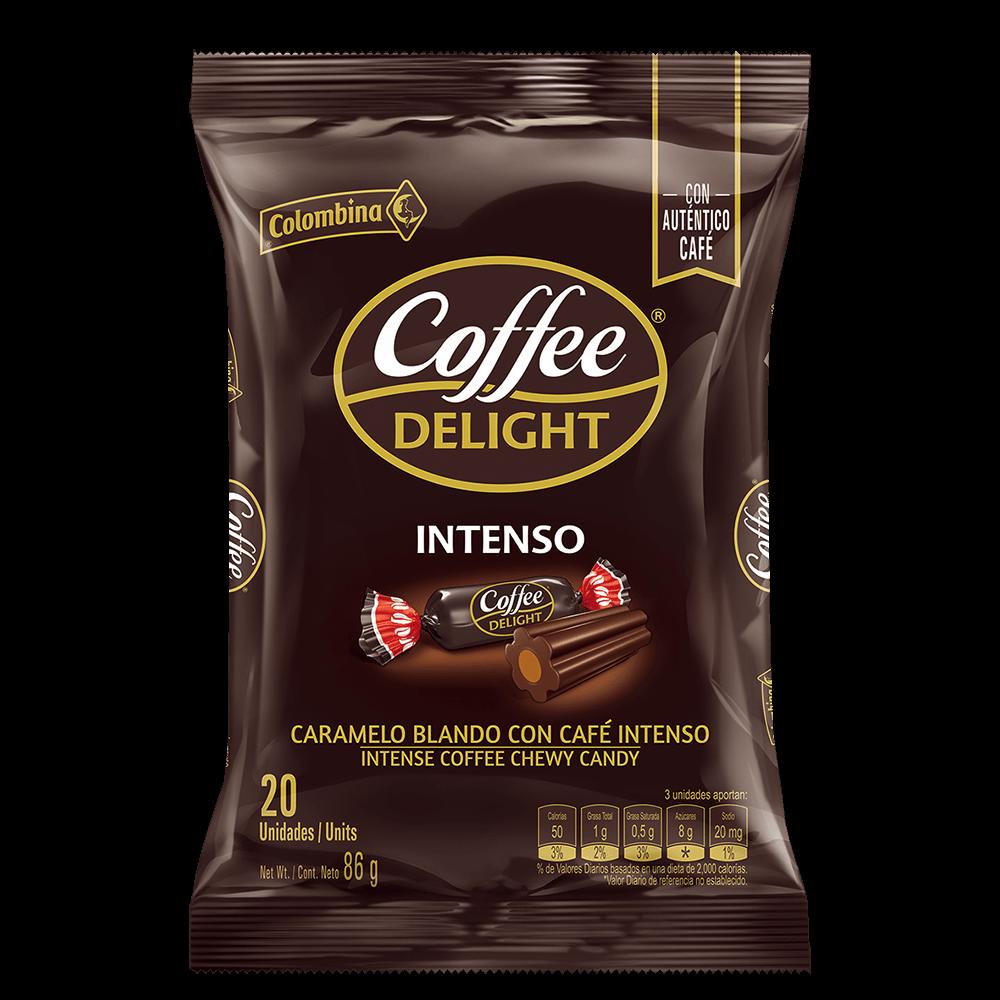 Coffee Delight Blando Intenso x20 86g