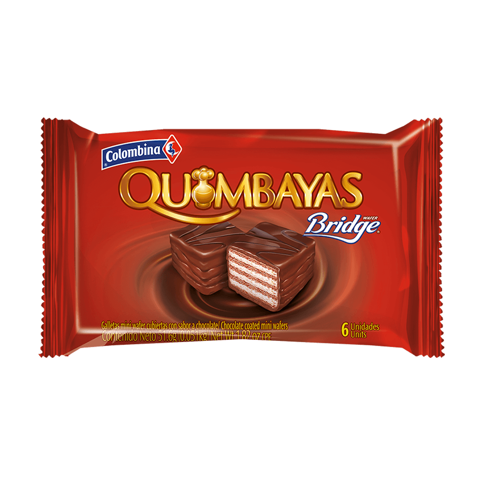 Quimbaya Bridge 51,6 g