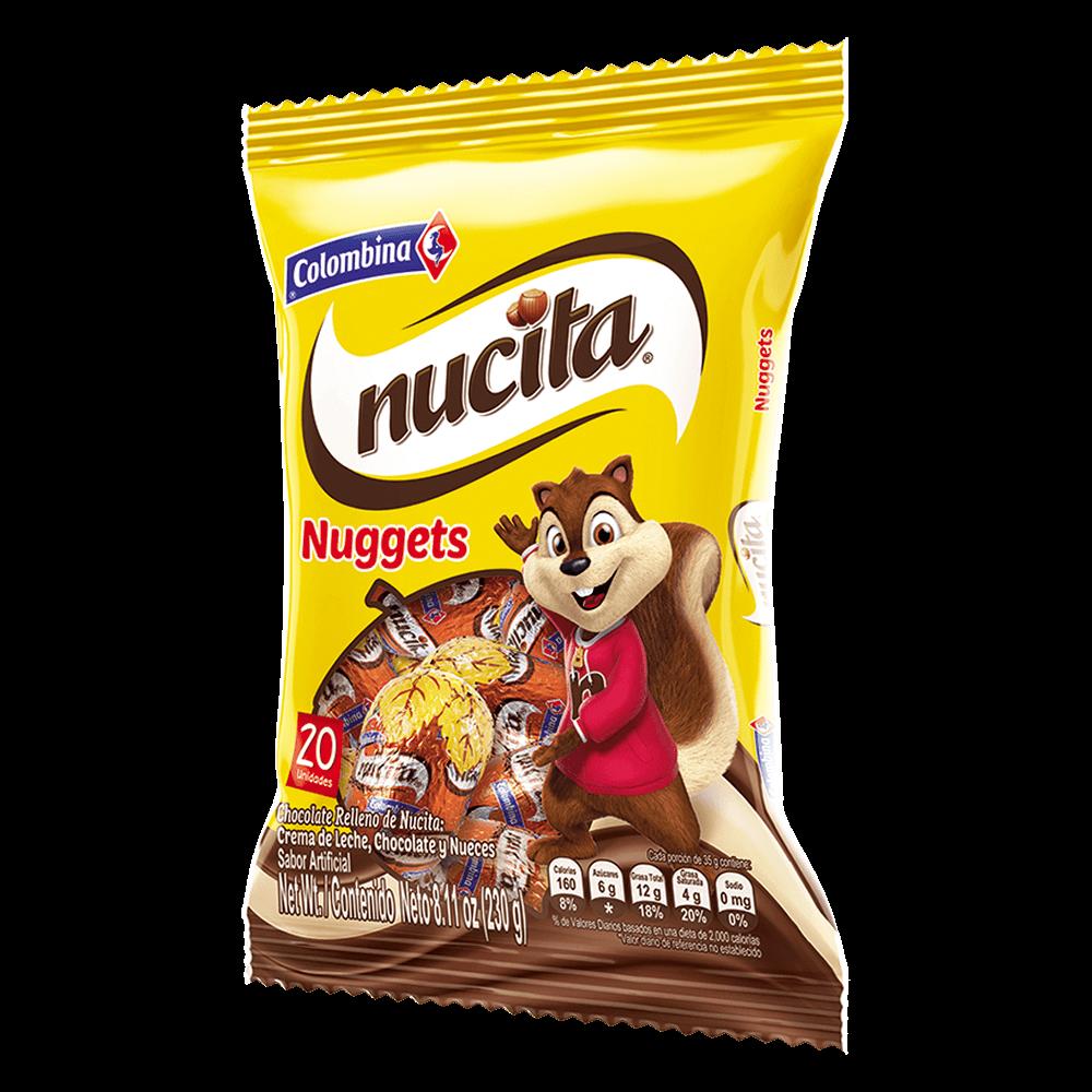 Nucita Nuggets x 20 UN