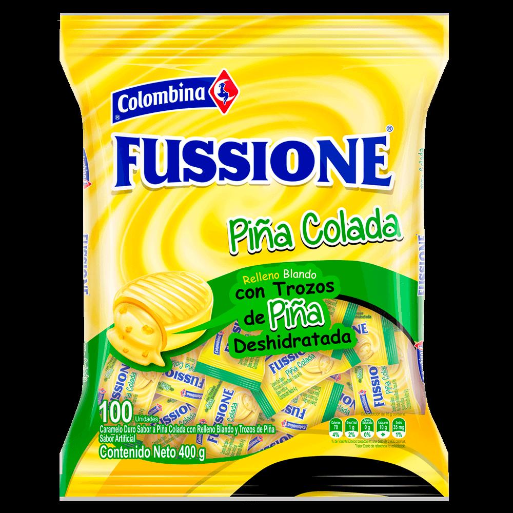 Fussione Piña Colada 100 uds