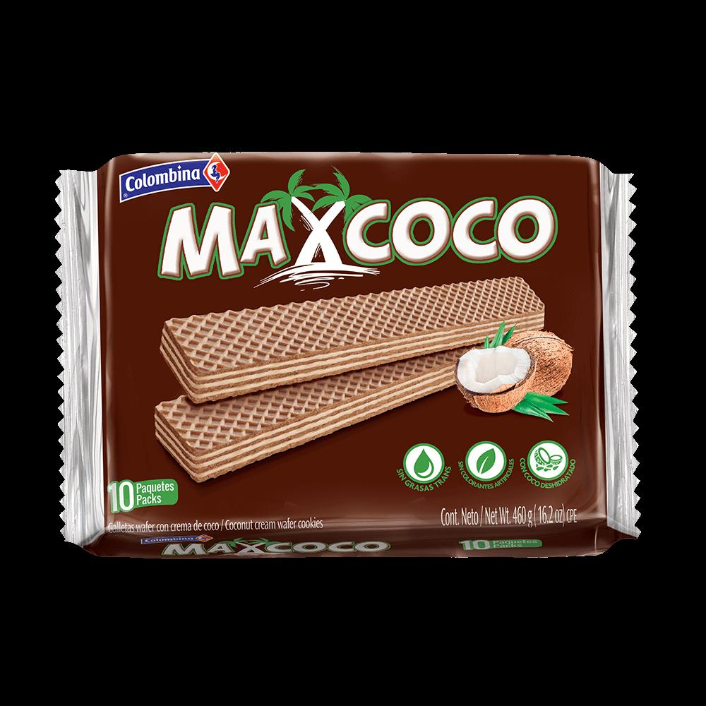 Max Coco Wafer 460 g