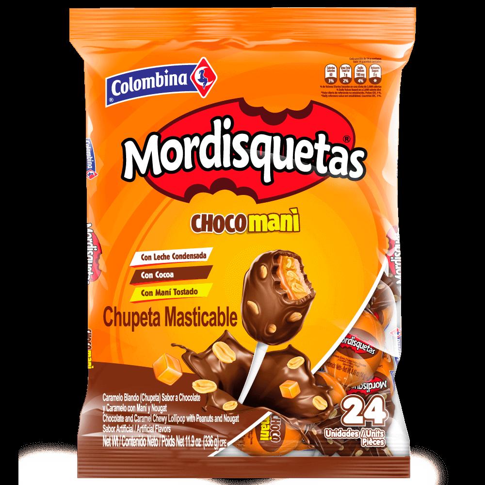 Mordisquetas Chocomaní 360 g