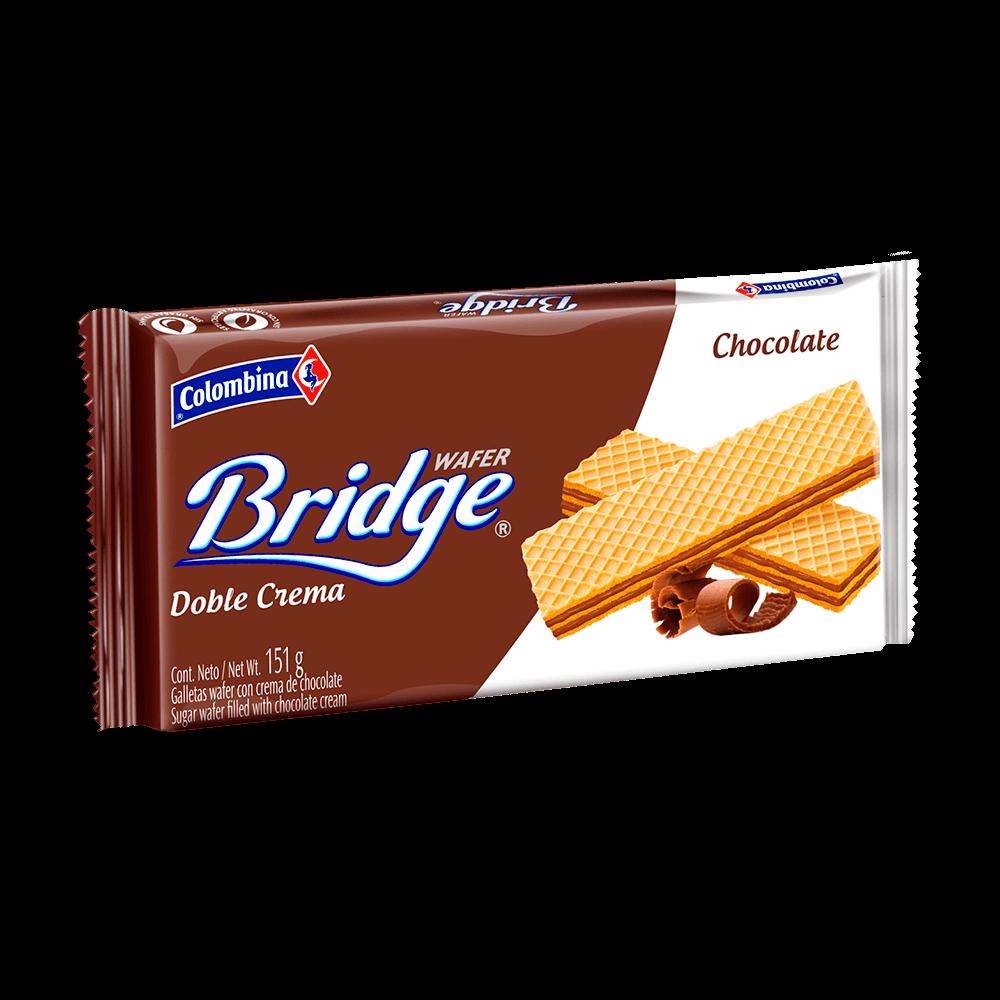 Bridge Taco Chocolate 151 g