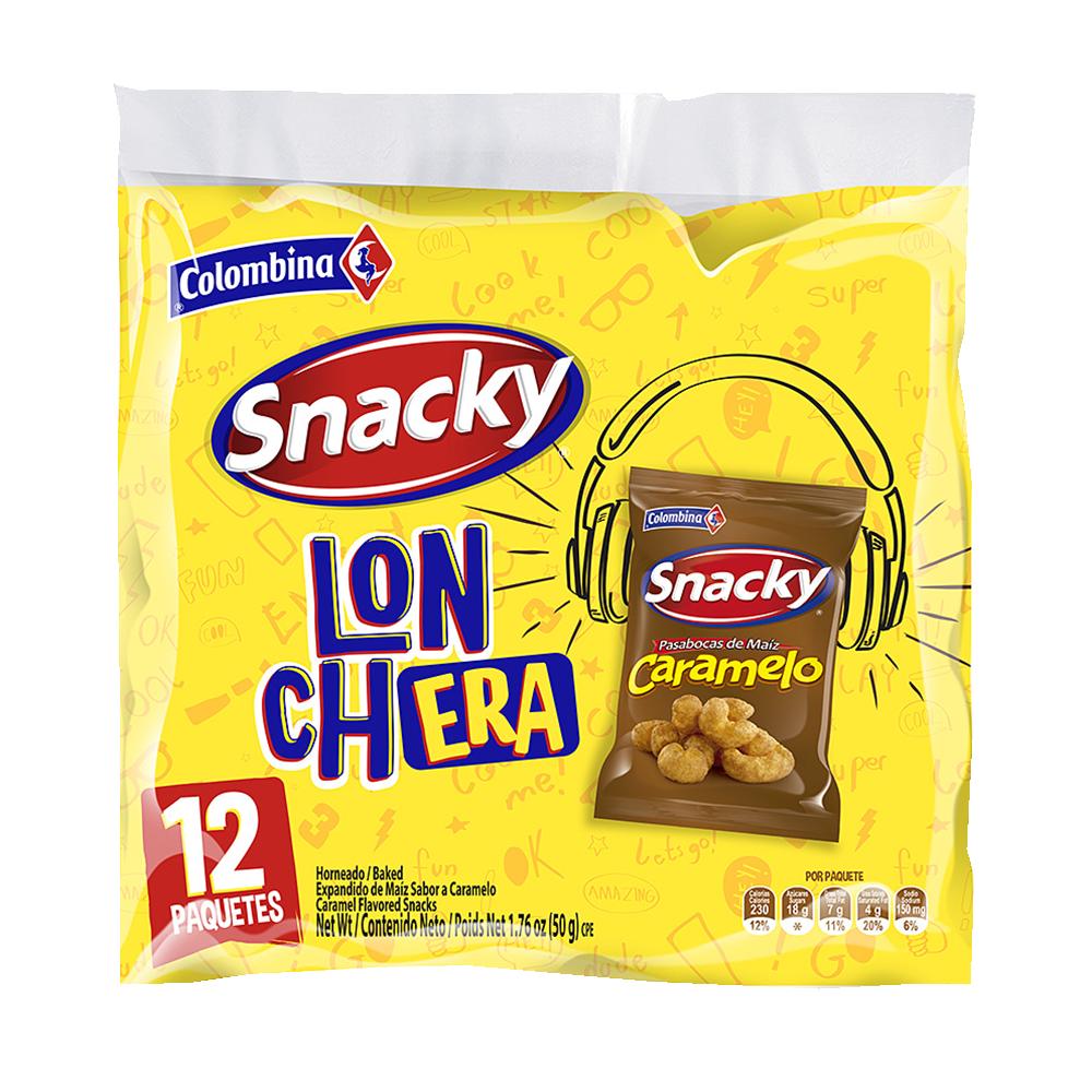 Snacky Lonchera BS x 12 UN