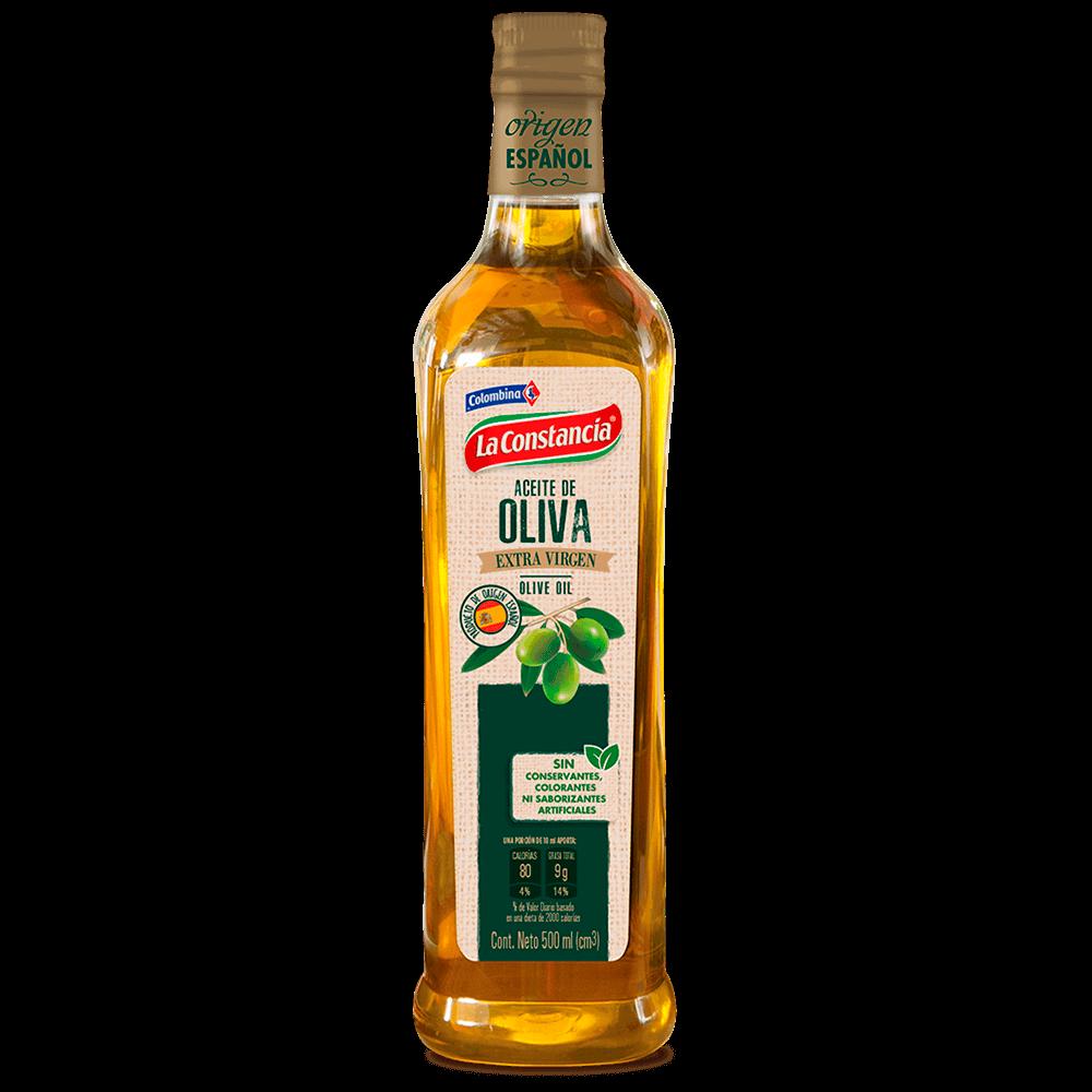 Aceite de Oliva Extra Virgen 500 cm3