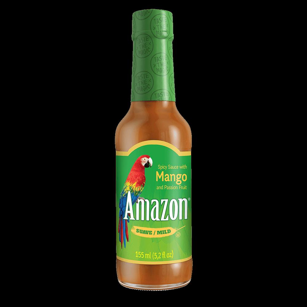 Salsa Amazon Mango 5.2 oz