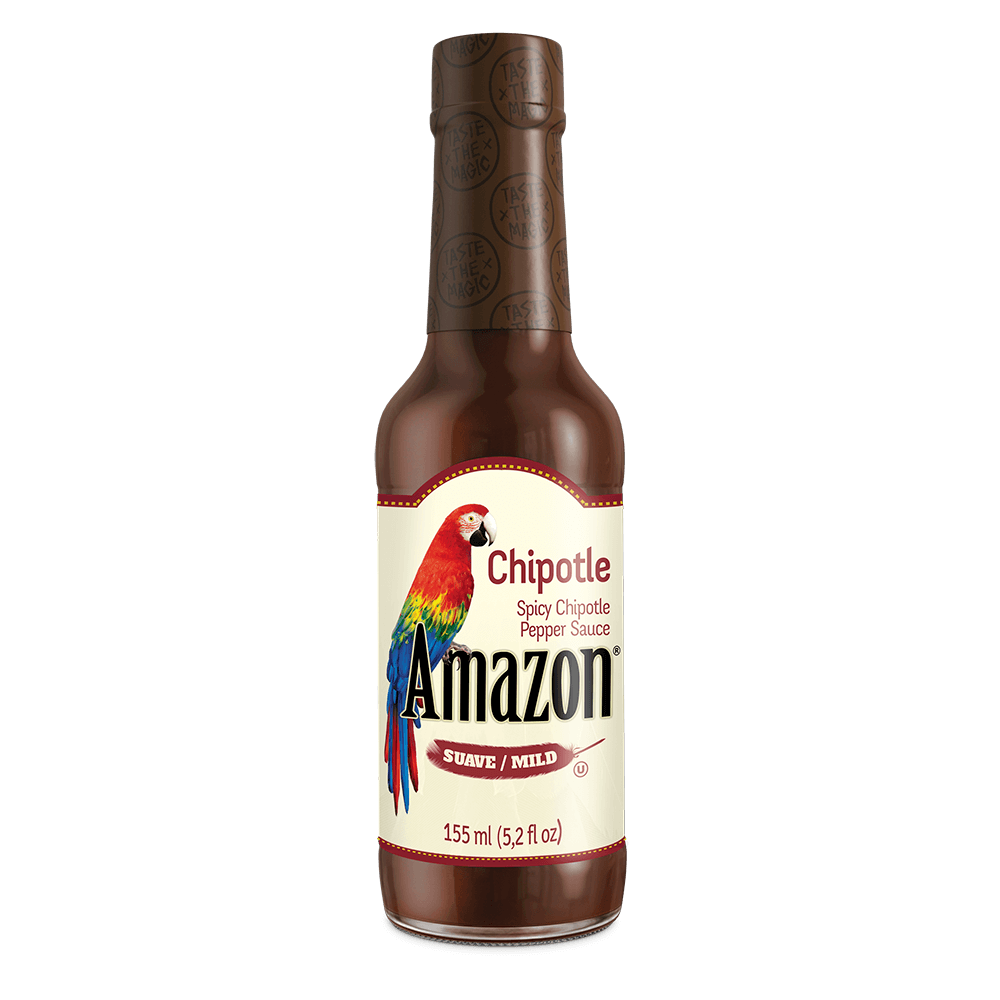 Salsa Amazon Chipotle 5.2 oz