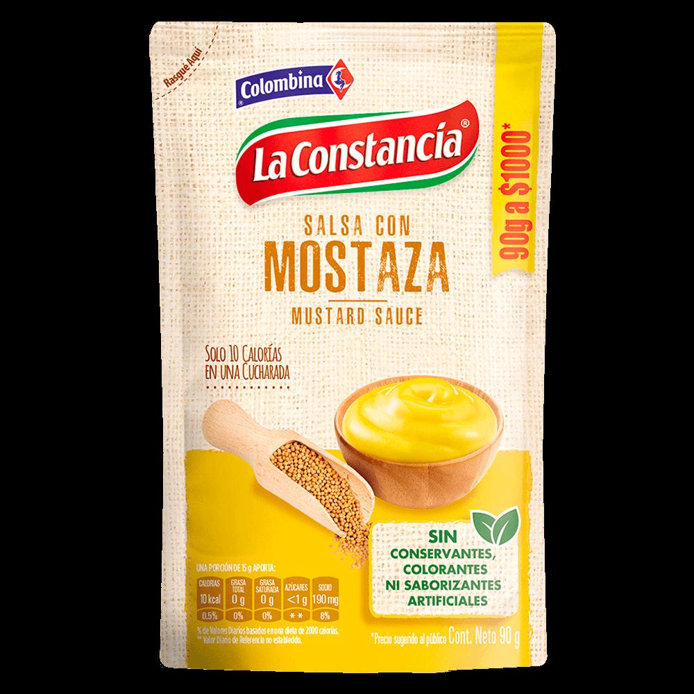 Salsa con Mostaza 90 g
