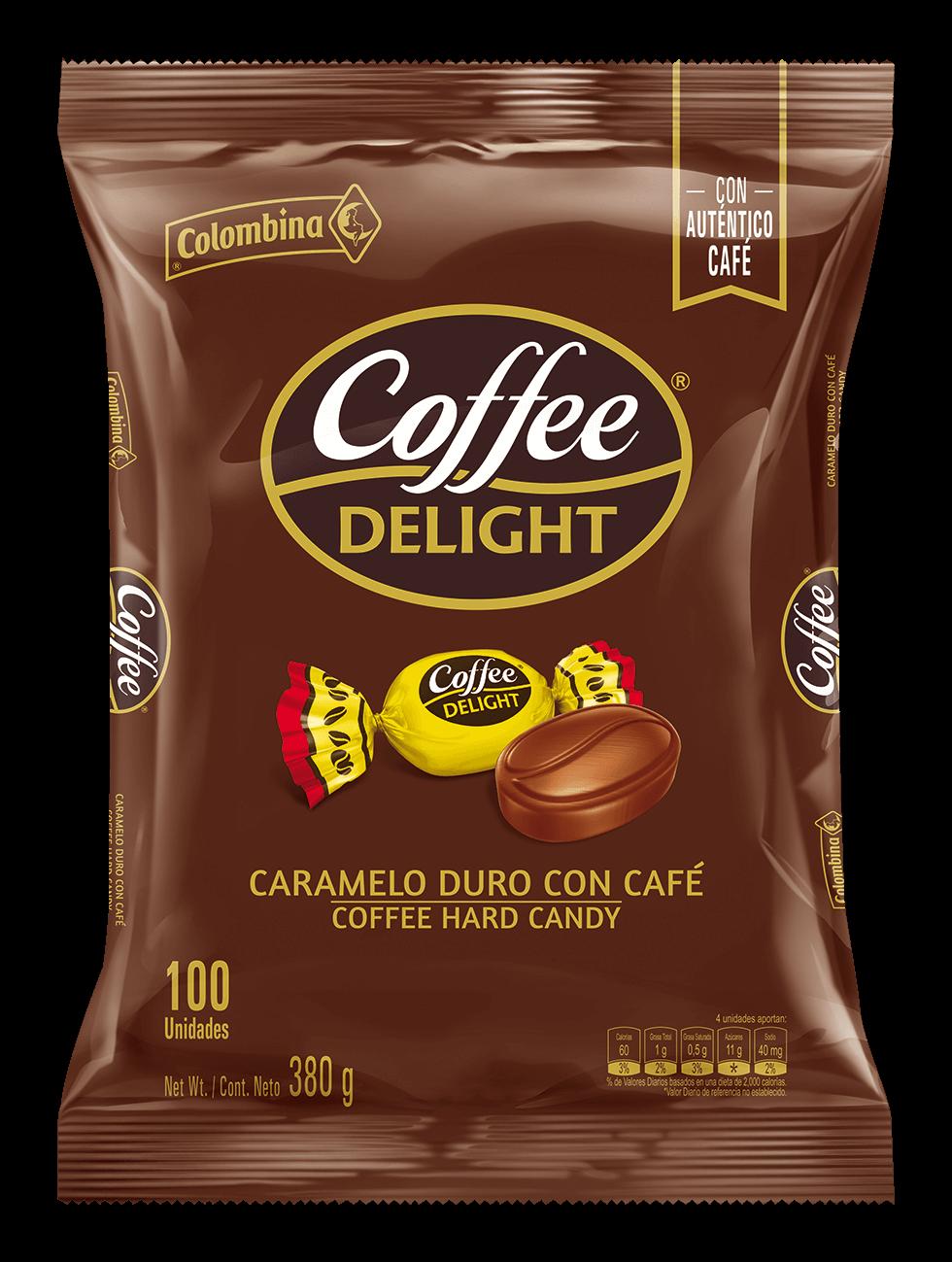 Coffee Delight Duro x100 380 g