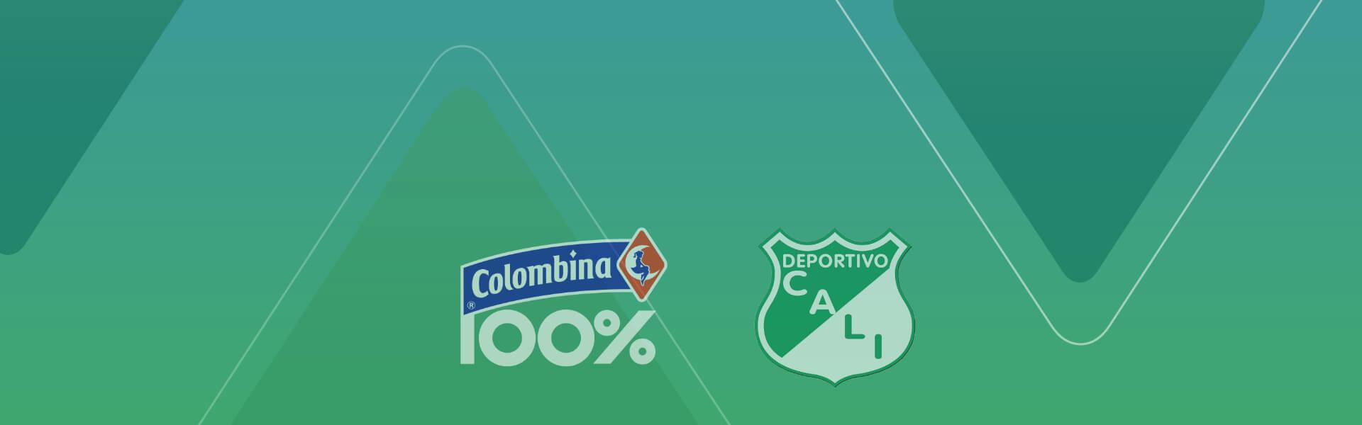 Colombina S.A. y el Deportivo Cali se unen en una alianza 100% ganadora
