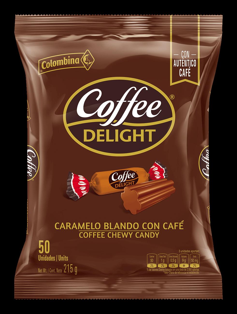 Coffee Delight Blando x50 215 g