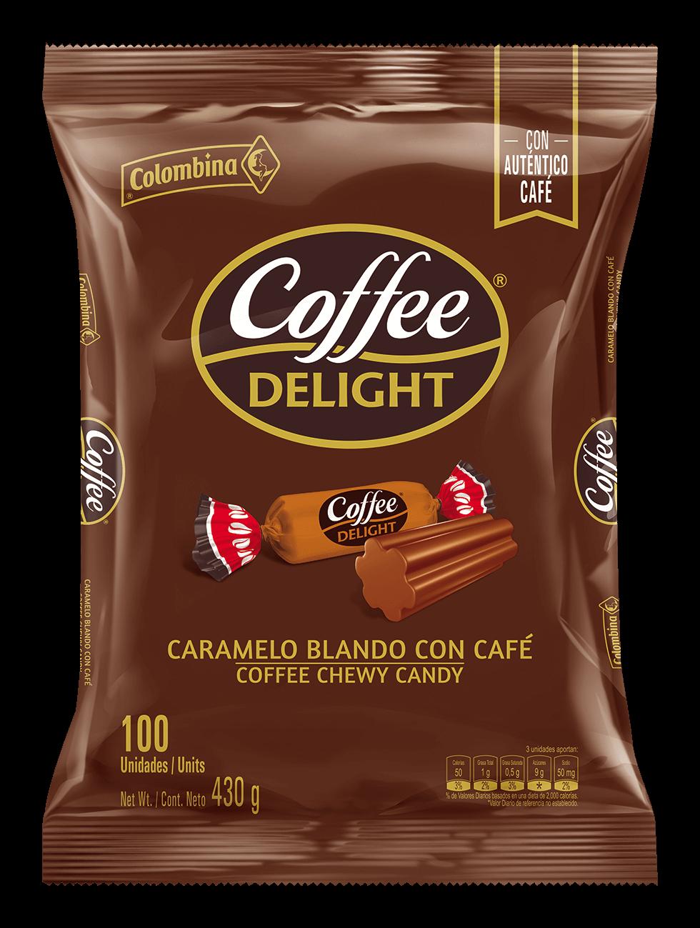 Coffee Delight Blando x100 430 g
