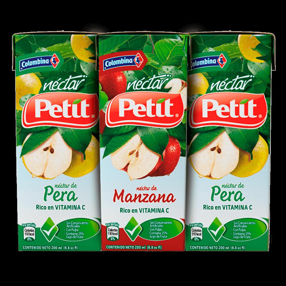 Nectar Petit Six Pack 200 ml