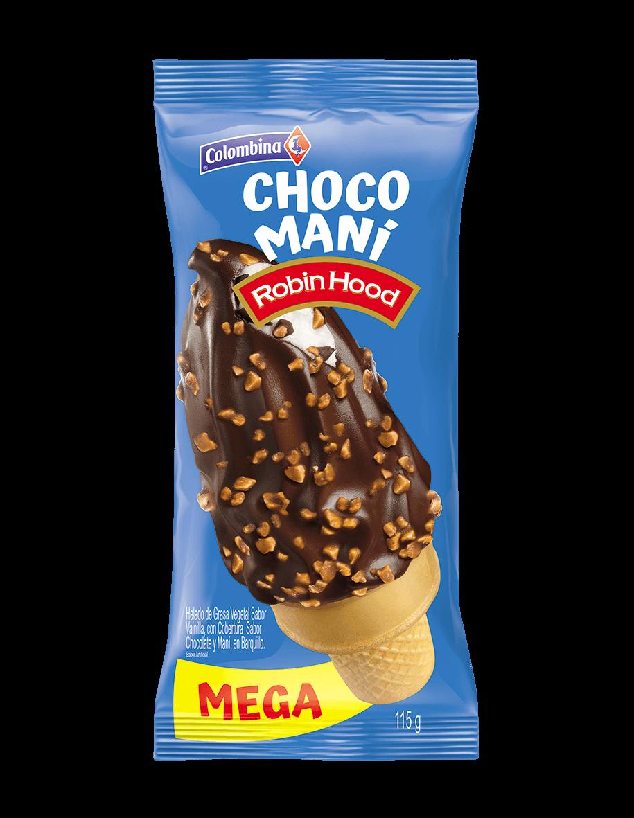 Cono Mega Choco Maní