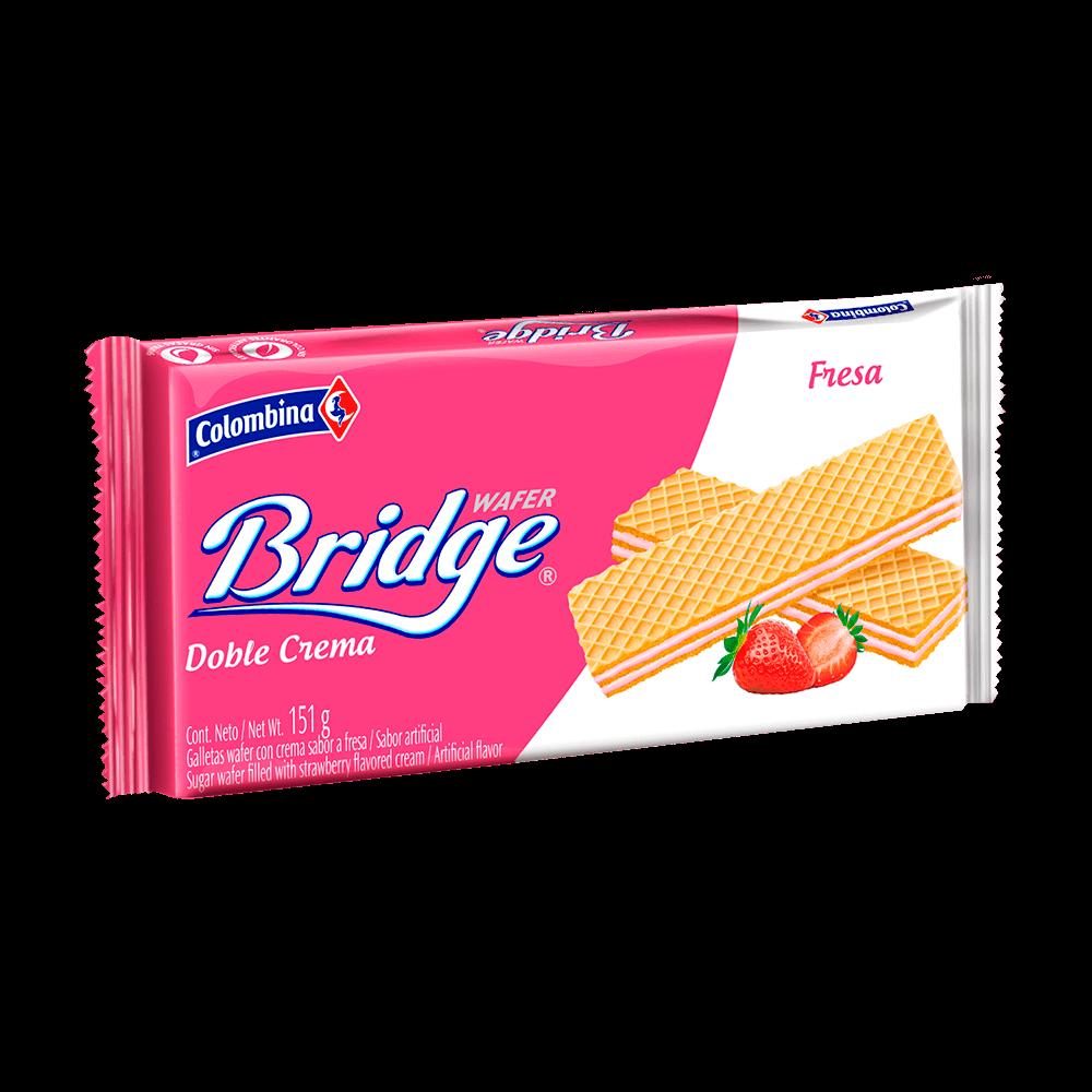 Bridge Taco Fresa 151 g