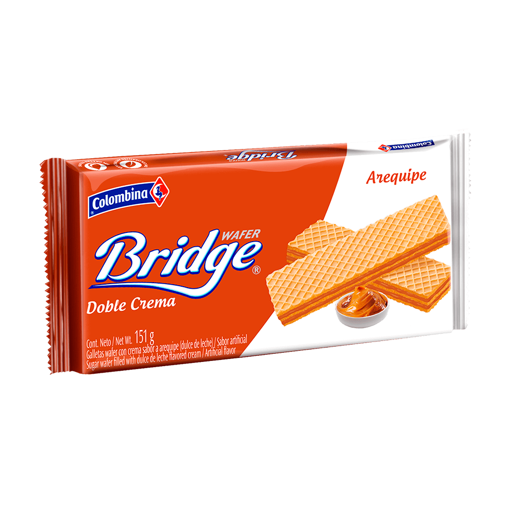 Bridge Taco Arequipe 151 g