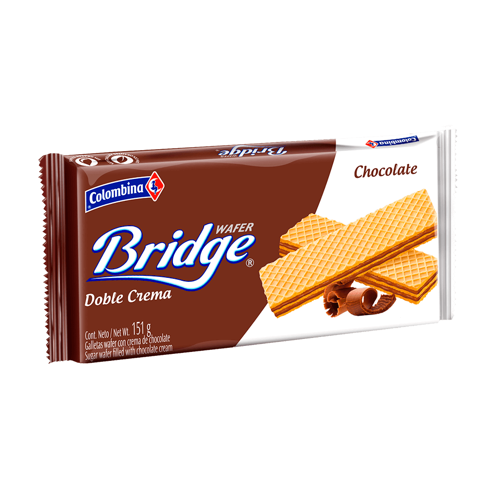 Bridge Taco Chocolate 151 g