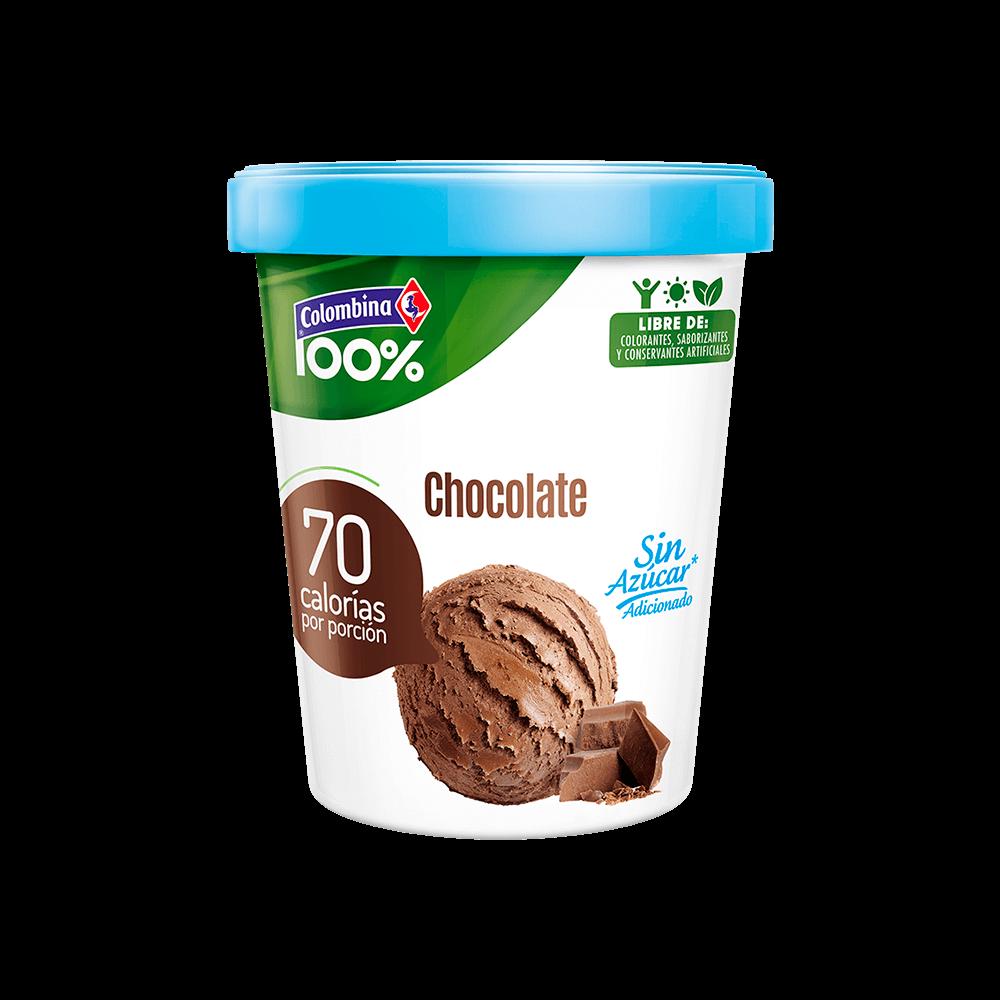 Helado de chocolate 300 g