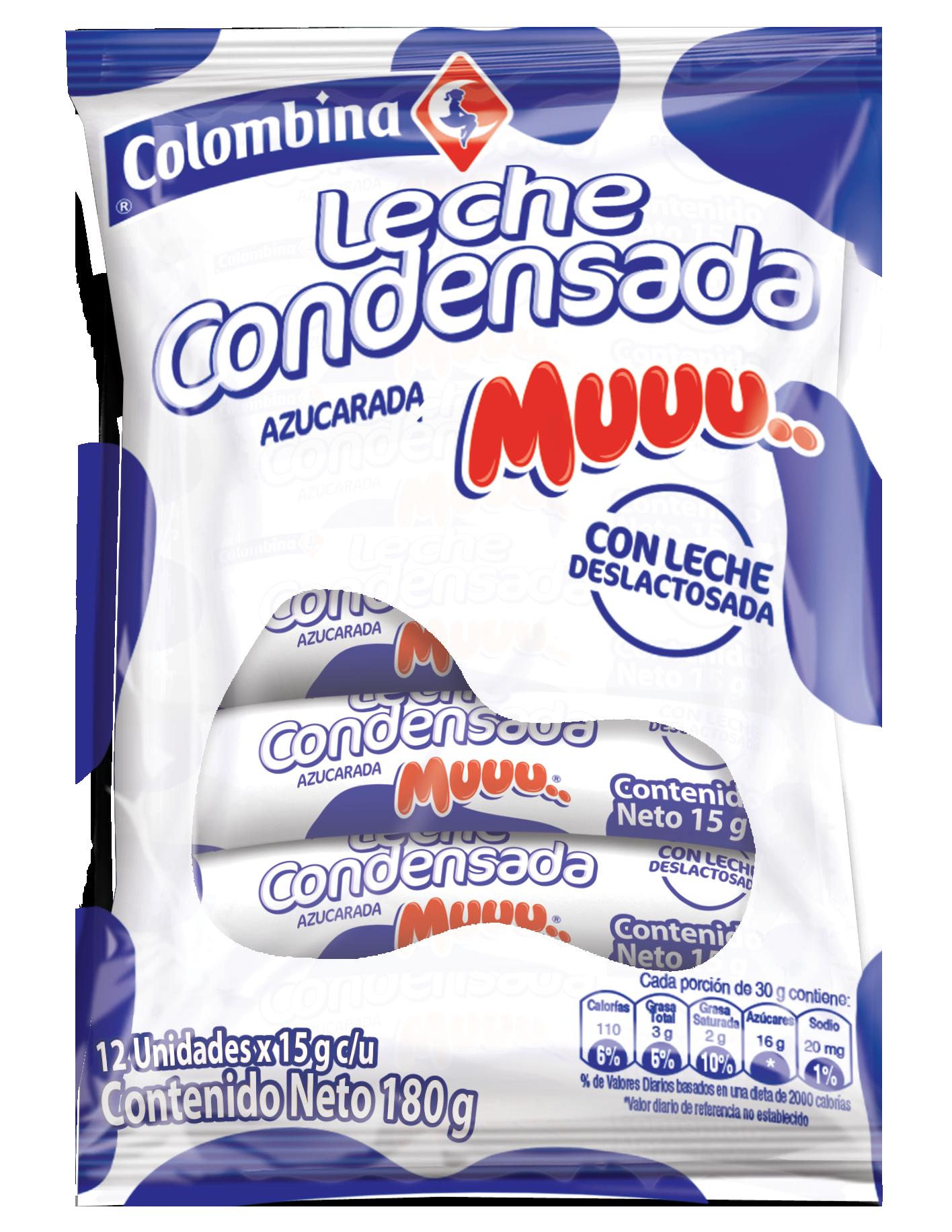 Leche Condensada 15 g