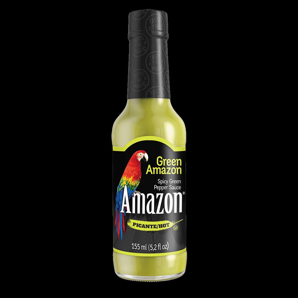 Salsa Amazon Verde 5.2 oz