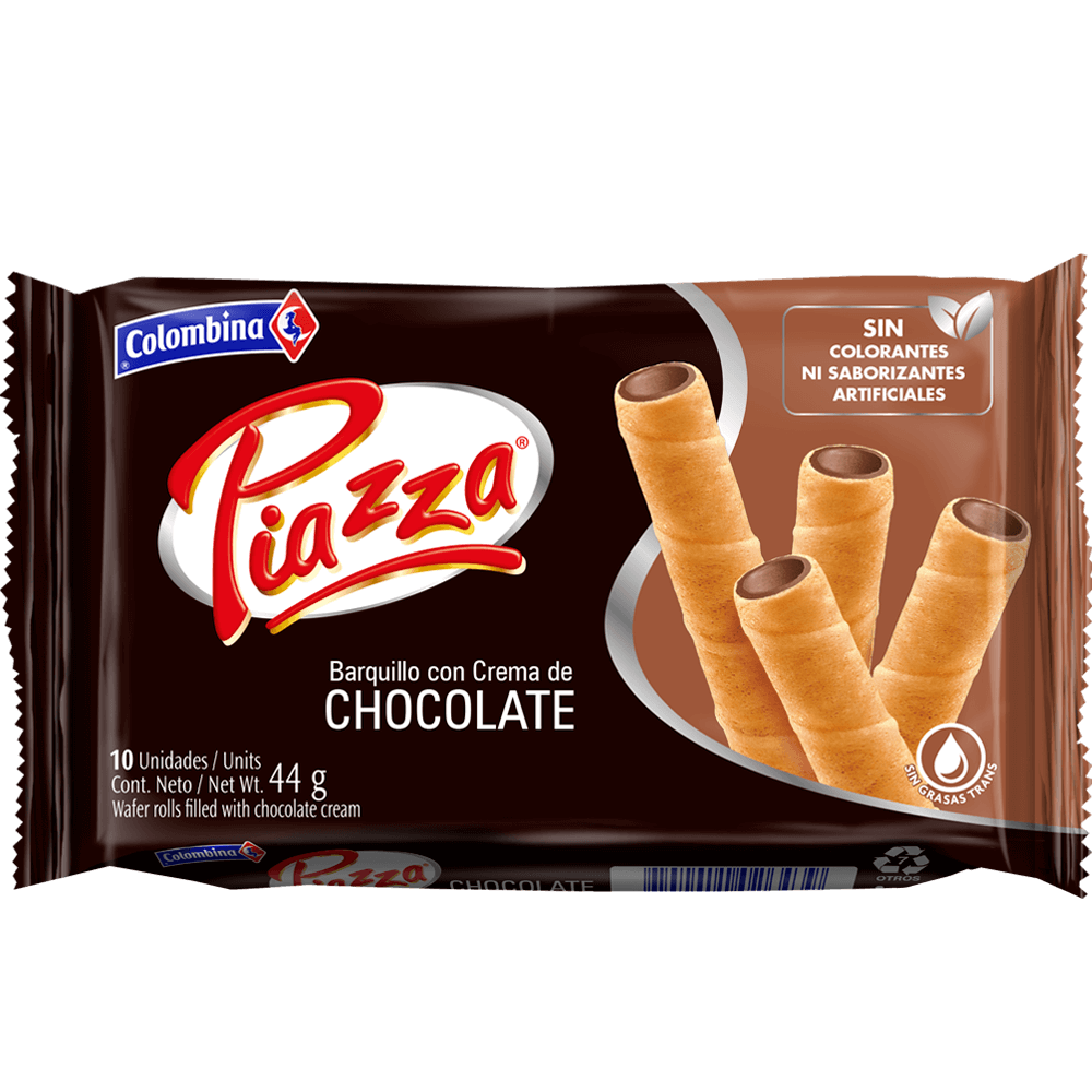 Piazza Chocolate 44 g